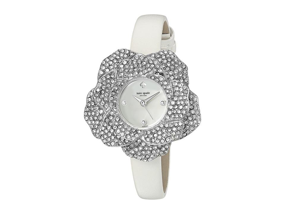 Kate Spade New York - Bridal - KSW1316 (White) Watches