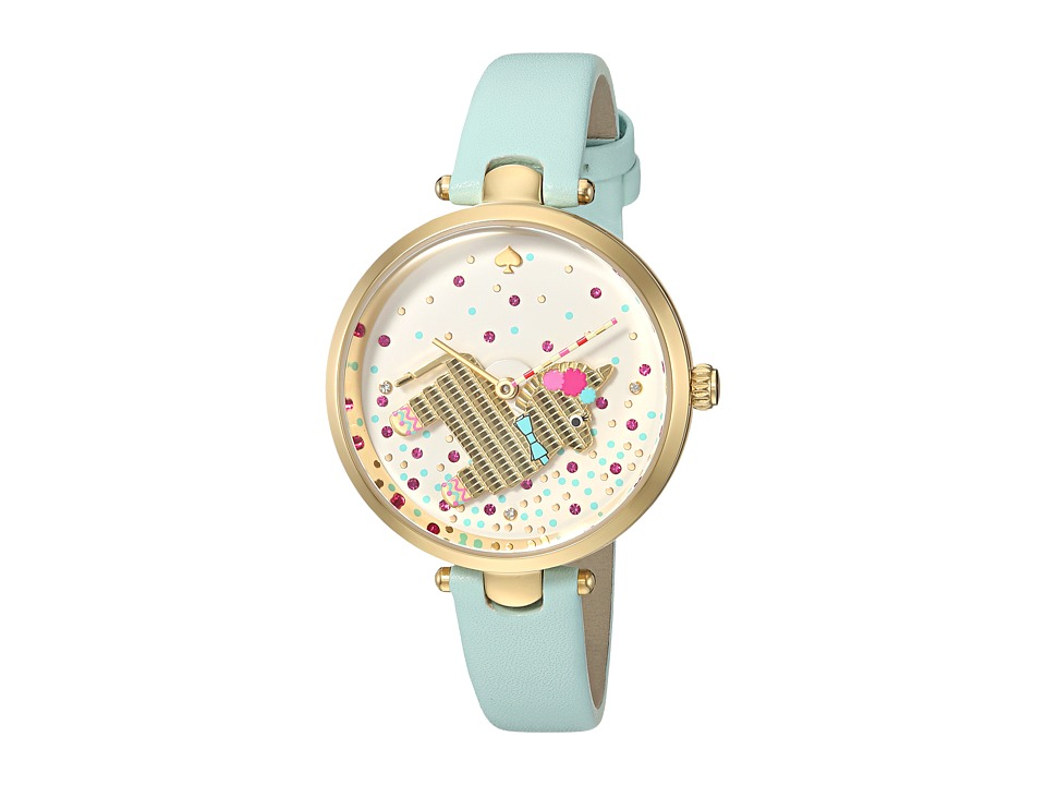Kate Spade New York - Pinata Holland - KSW1329 (Blue) Watches