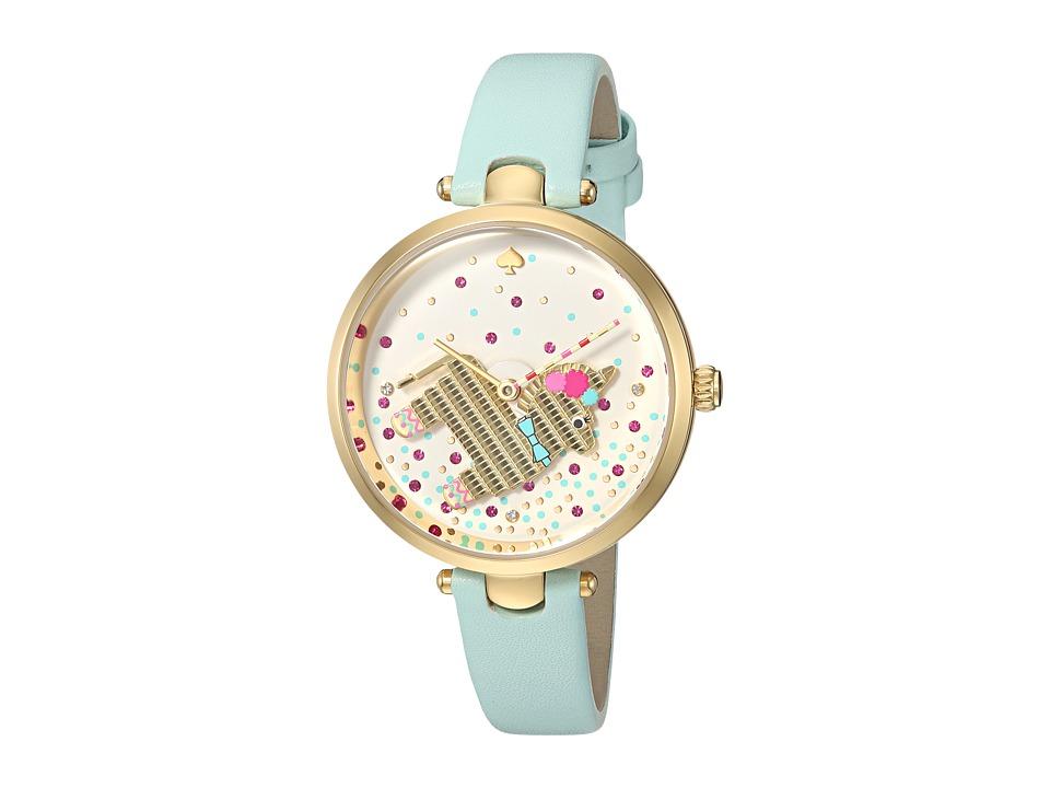 Kate Spade New York - Pinata Holland - KSW1329 (Blue) Watches