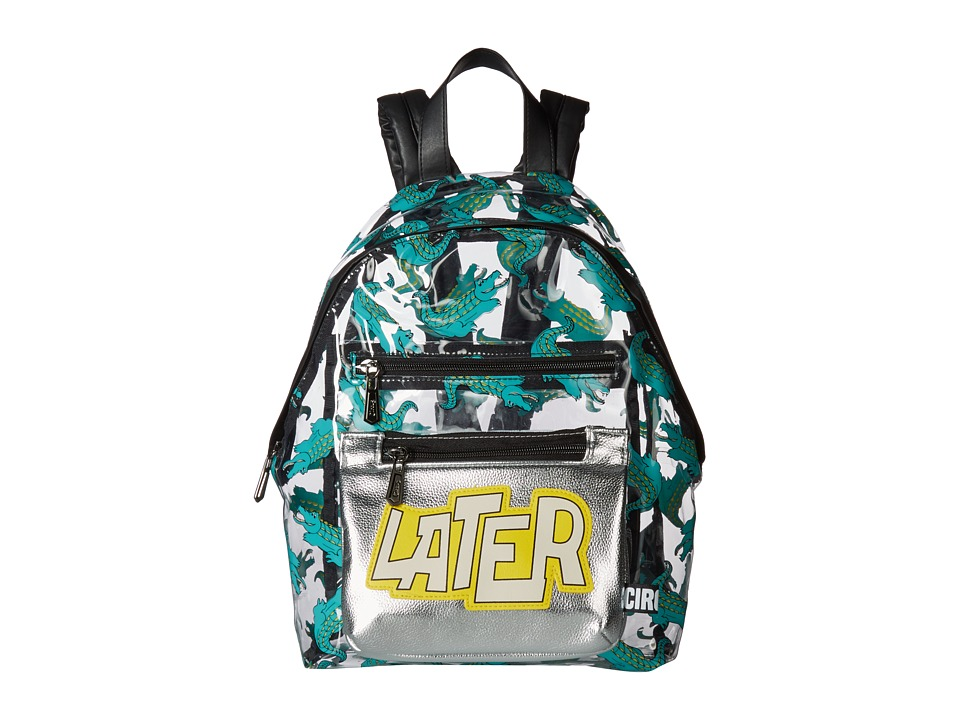 Circus by Sam Edelman - Later Gator Backpack (Clear) Backpack Bags