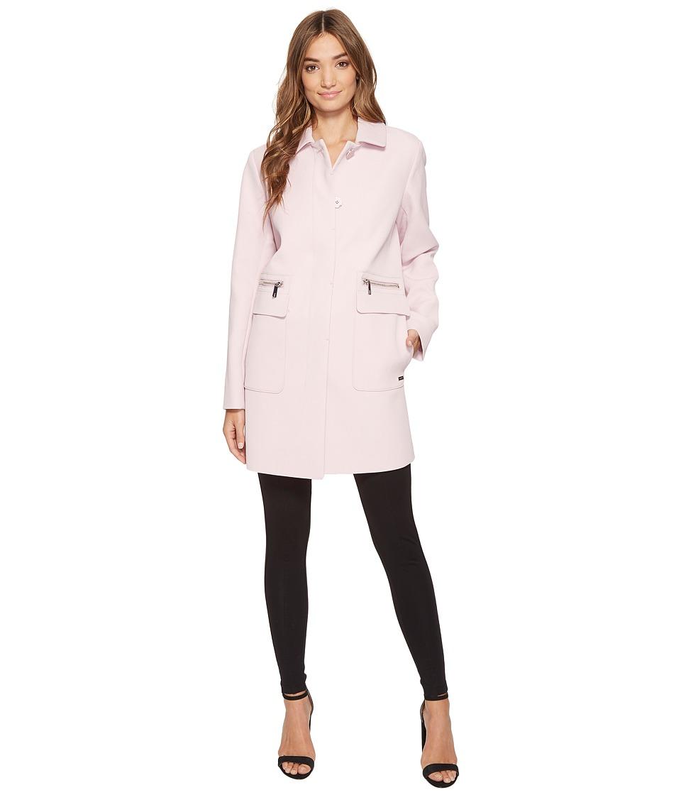 Kenneth Cole New York - Gloria Coat (Pink) Women's Coat