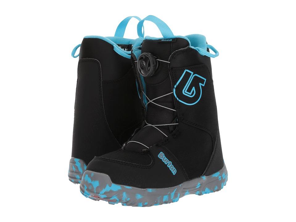 Burton Kids - Grom Boa(r) '18 (Little Kid) (Black) Boys Shoes