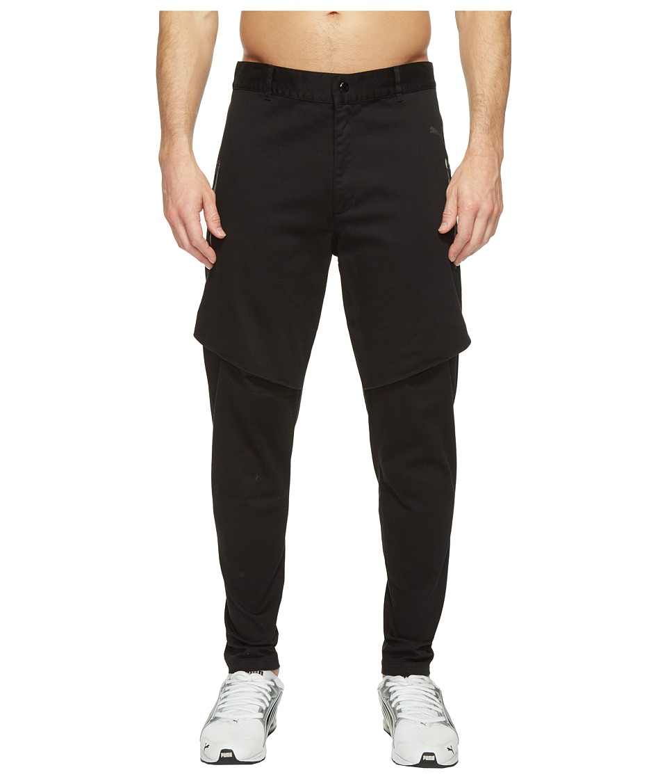 PUMA - Evo Lab Skinny Pants (PUMA Black) Men's Casual Pants