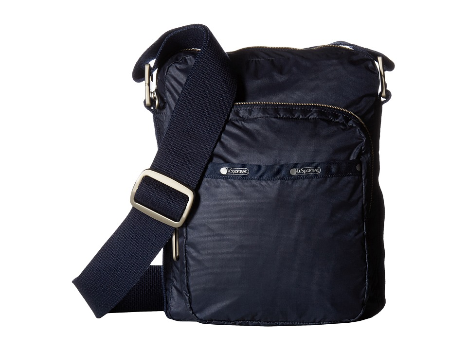 LeSportsac - N/S Camera Bag (Classic Navy) Handbags