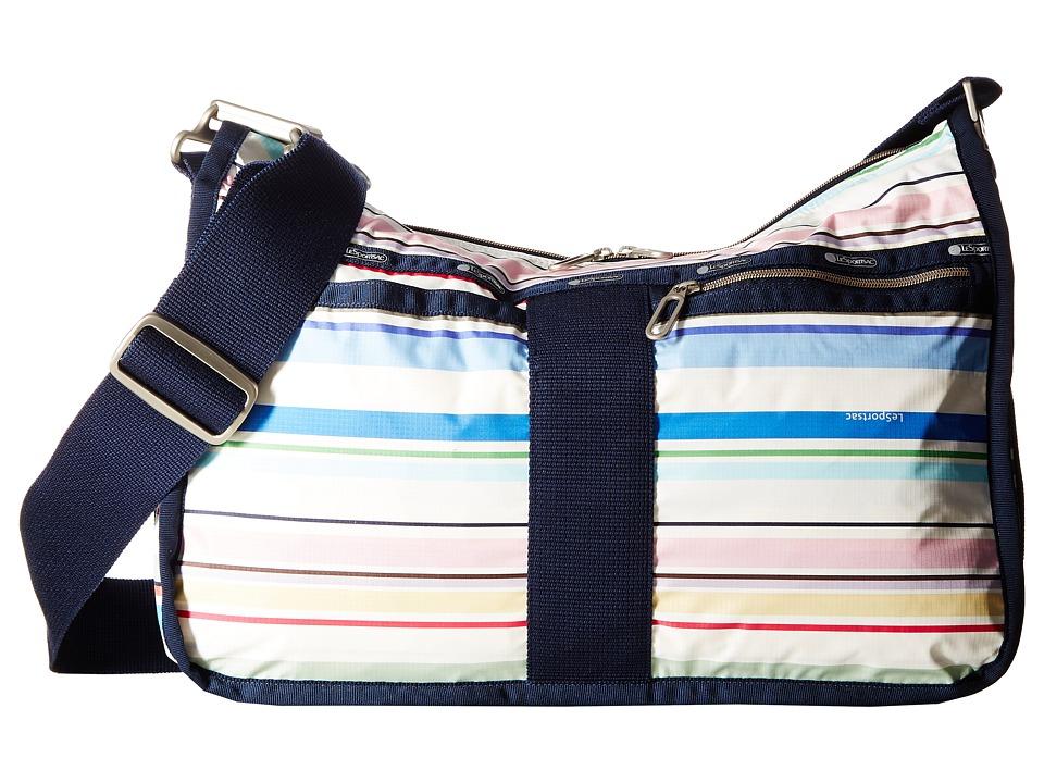 LeSportsac - Everyday Bag (Blossom Stripe) Handbags
