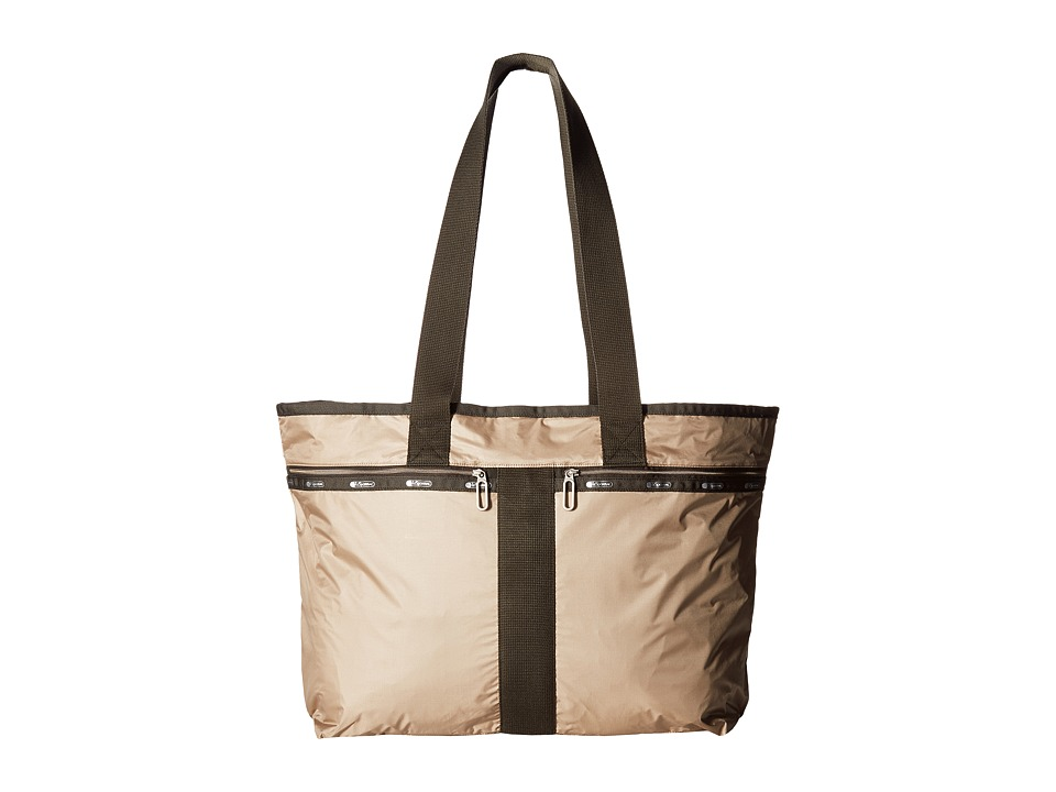 LeSportsac - Street Tote (Travertine) Tote Handbags