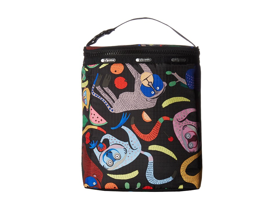 LeSportsac - Double Bottle Bag (Monkey Around) Bags