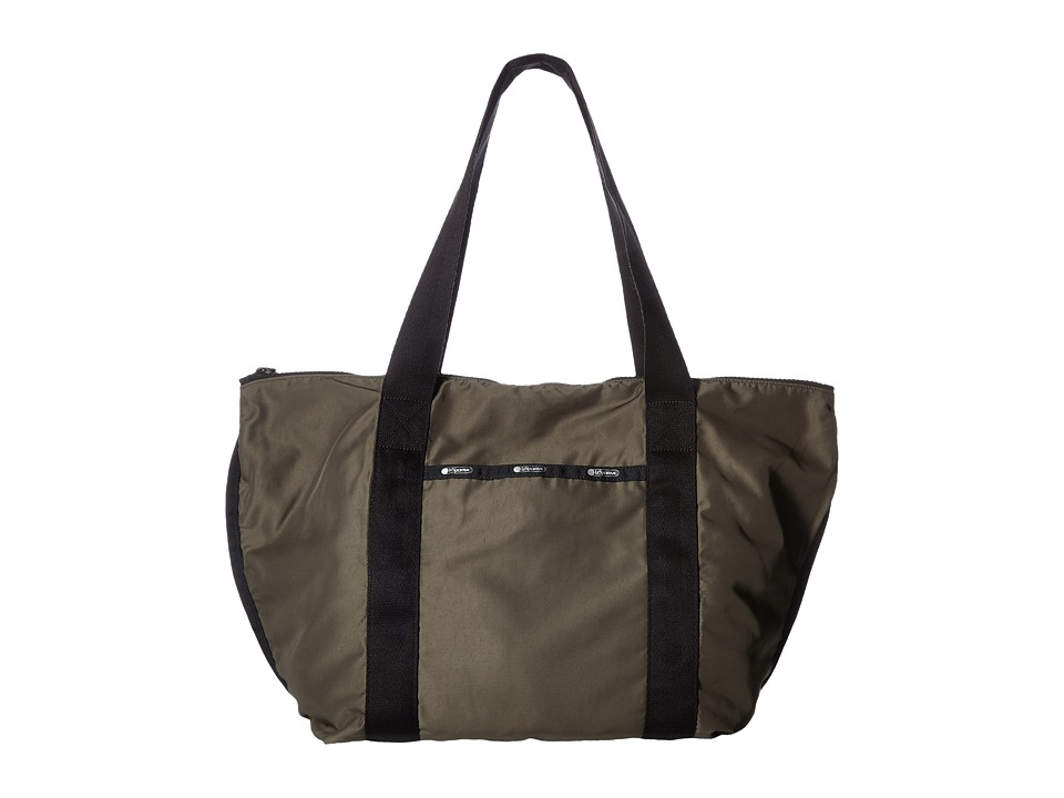 LeSportsac - On The Go Tote (Gravel) Tote Handbags