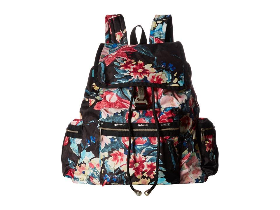 LeSportsac - 3 Zip Voyager (Endearment) Bags