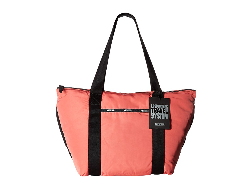 LeSportsac - On The Go Tote (Coral Gables) Tote Handbags