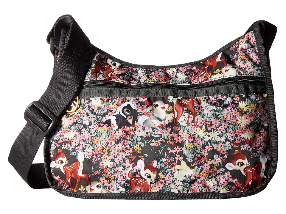 LeSportsac - Classic Hobo (Bambi and Friends) Hobo Handbags