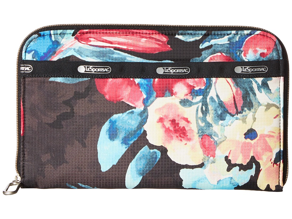 LeSportsac - Everyday Wallet PRT (Endearment) Wallet Handbags
