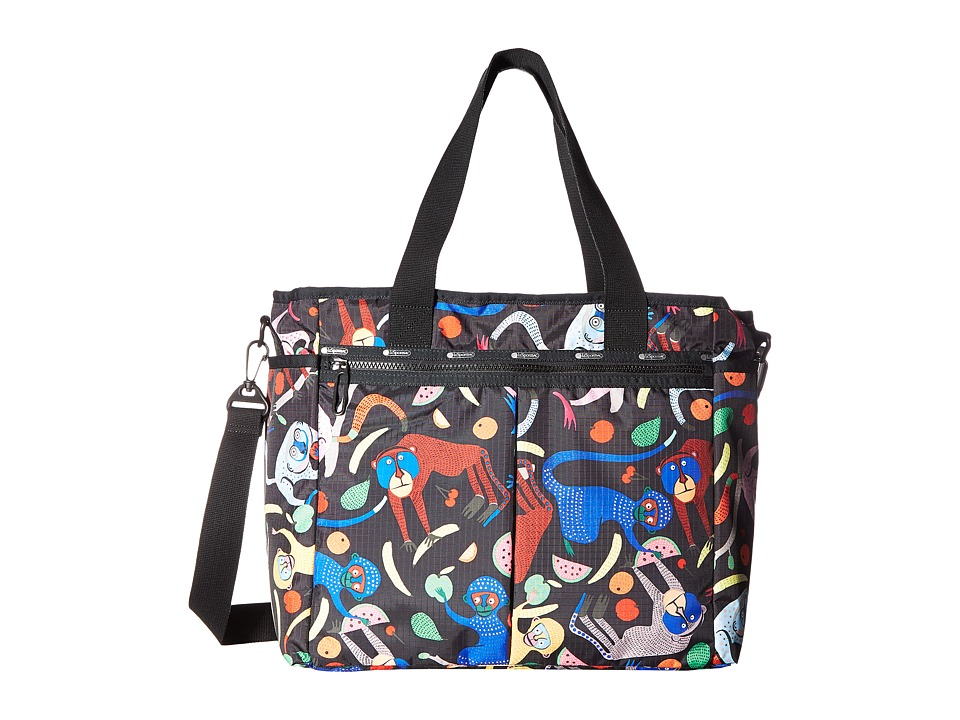 LeSportsac - Ryan Baby Tote (Monkey Around) Tote Handbags