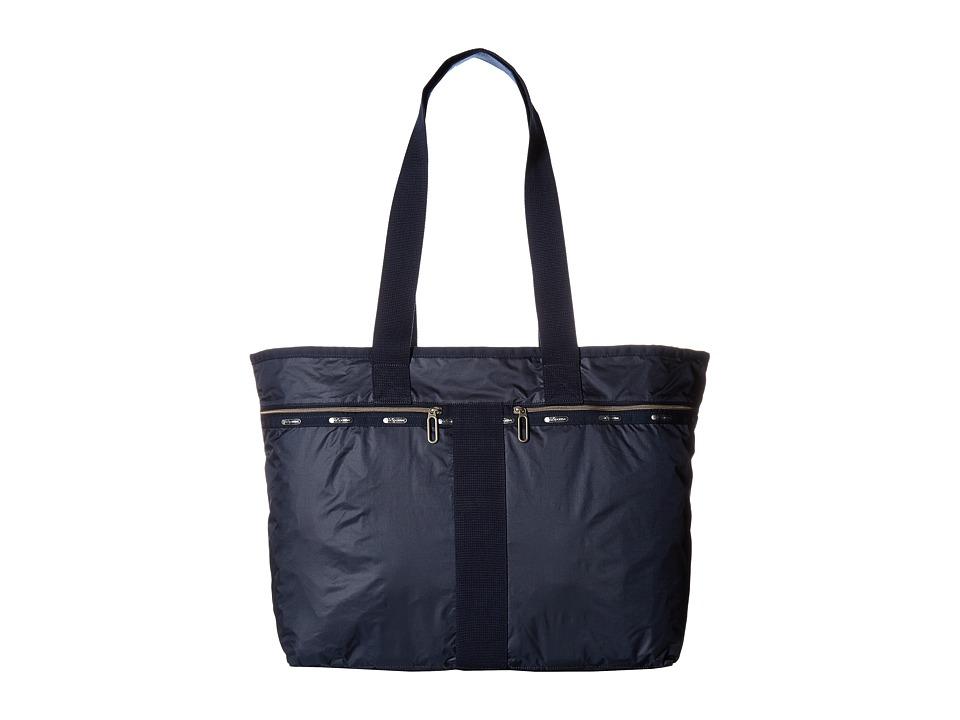 LeSportsac - Street Tote (Classic Navy) Tote Handbags