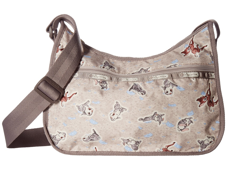 LeSportsac - Classic Hobo (Thumpin Around) Hobo Handbags