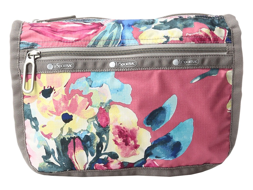 LeSportsac - Everyday Cosmetic (Endearment Pink) Handbags