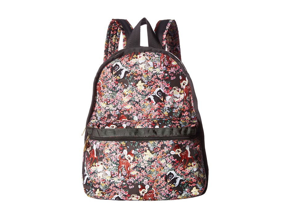 LeSportsac - Basic Backpack (Bambi and Friends) Backpack Bags