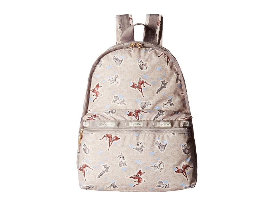 LeSportsac - Basic Backpack (Thumpin Around) Backpack Bags