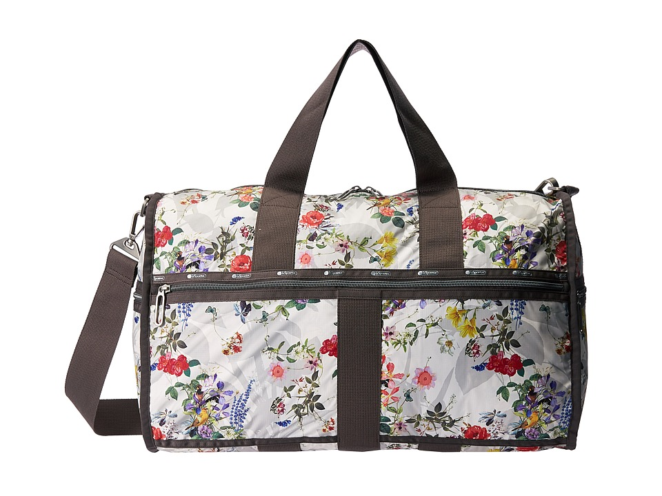 LeSportsac Luggage - Large Weekender (Fresh Botanical) Weekender/Overnight Luggage