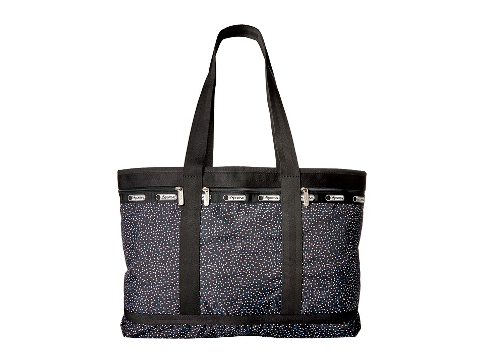 LeSportsac Luggage - Travel Tote (Confetti Dot Blue) Bags