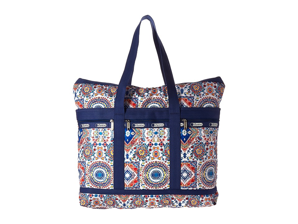 LeSportsac Luggage - Travel Tote (Sunburst Spring) Bags