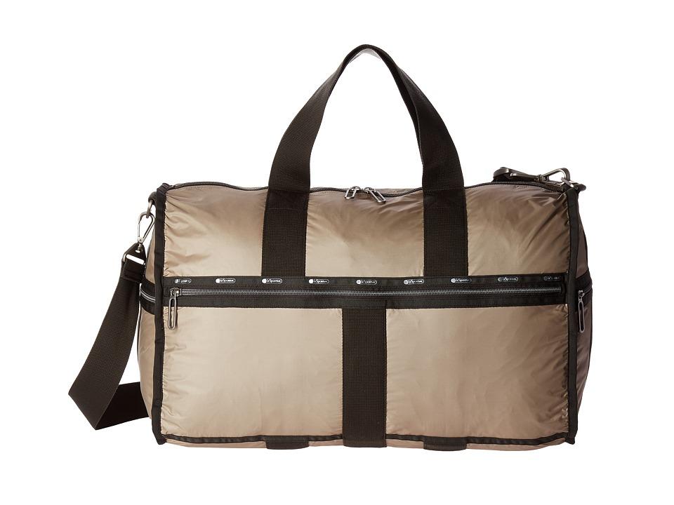LeSportsac Luggage - Large Weekender (Travertine) Weekender/Overnight Luggage