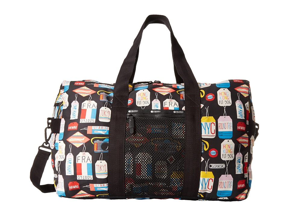 LeSportsac Luggage - Global Weekender (Boarding Pass) Handbags