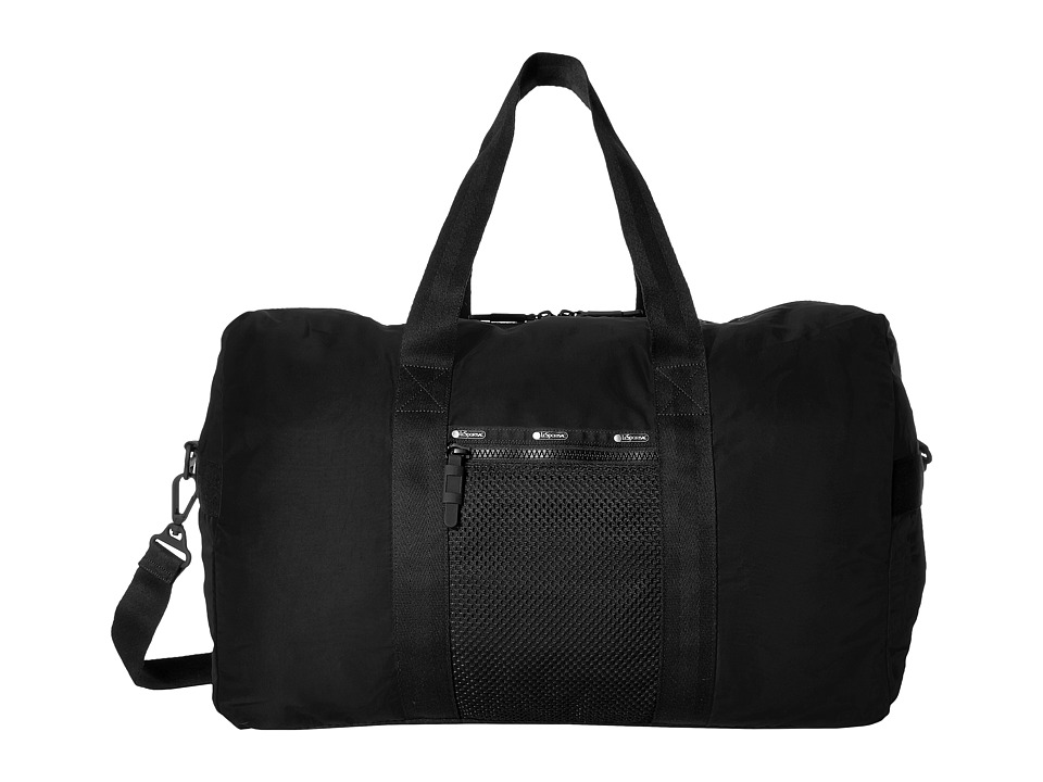 LeSportsac Luggage - Global Weekender (True Black) Handbags