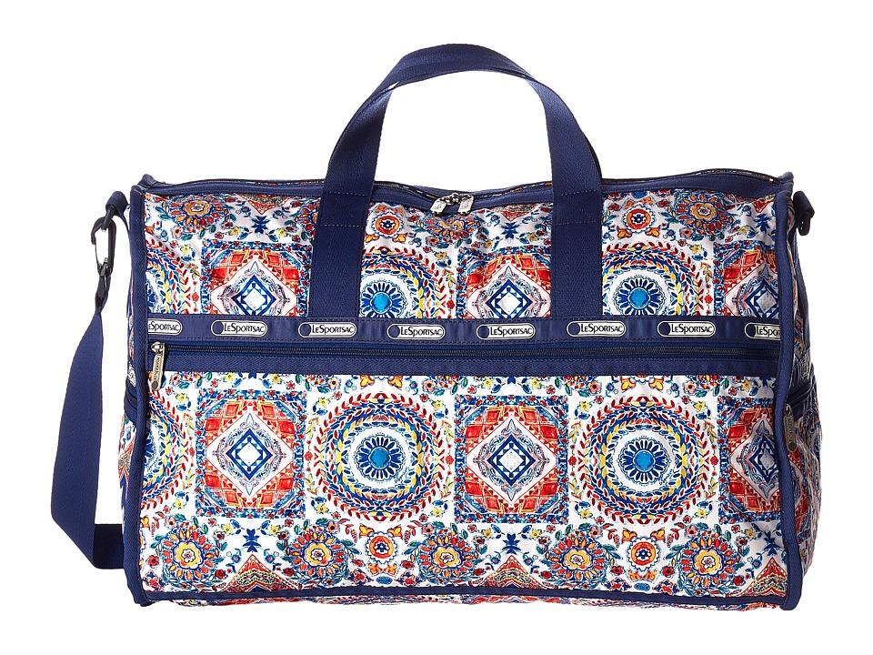 LeSportsac Luggage - Large Weekender (Sunburst Spring) Duffel Bags