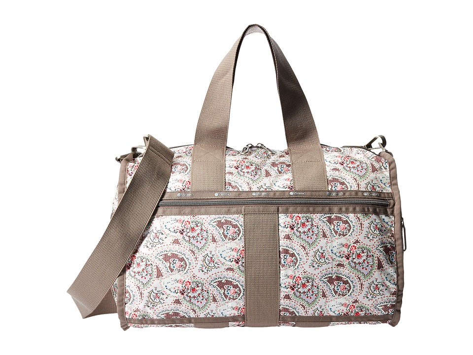 LeSportsac Luggage - Weekender (Paisley Affair) Weekender/Overnight Luggage