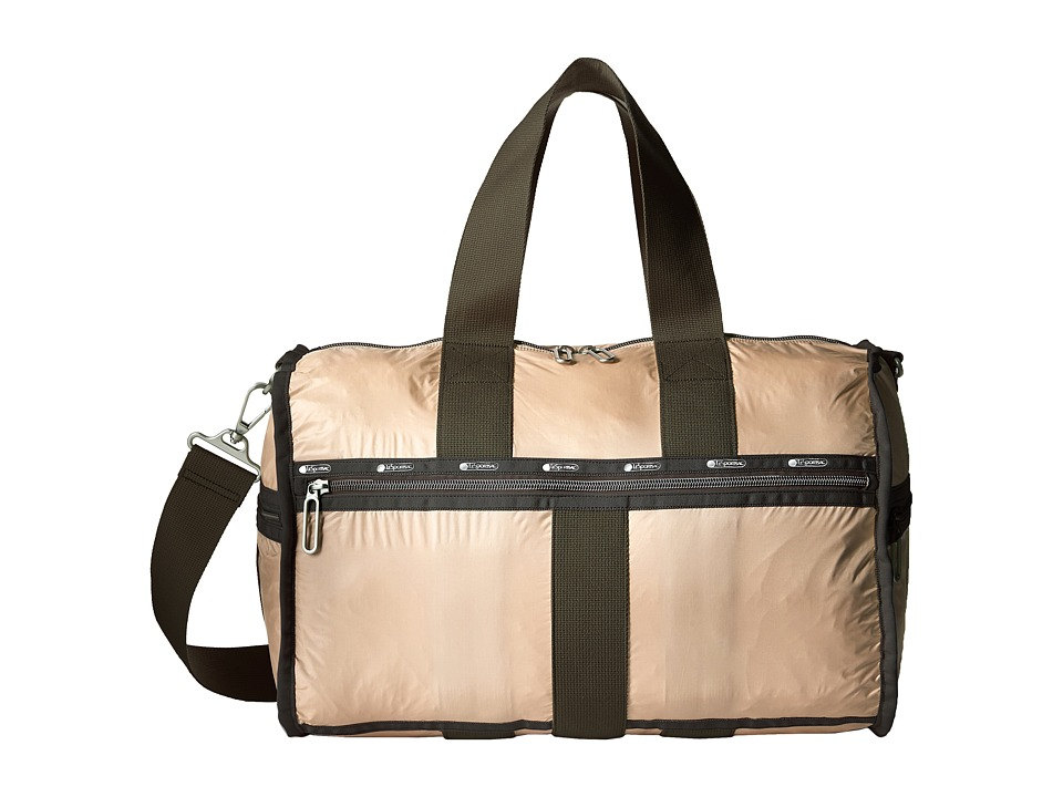 LeSportsac Luggage - Weekender (Travertine) Weekender/Overnight Luggage