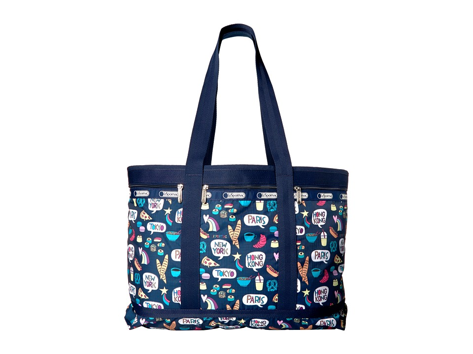 LeSportsac Luggage - Travel Tote (Food Talk) Bags