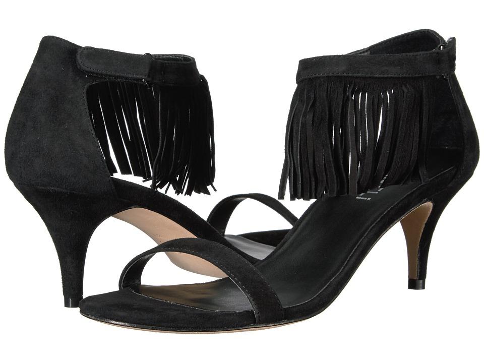 Vaneli - Lakin (Black Suede) Women's Shoes