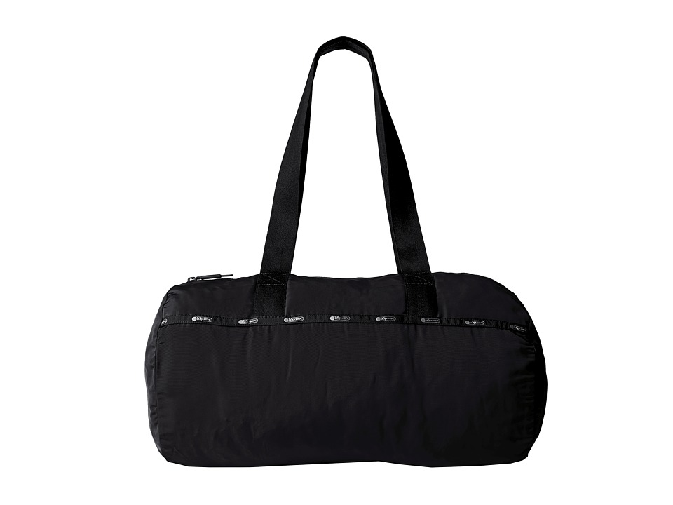 LeSportsac Luggage - Simple Duffel (True Black) Duffel Bags