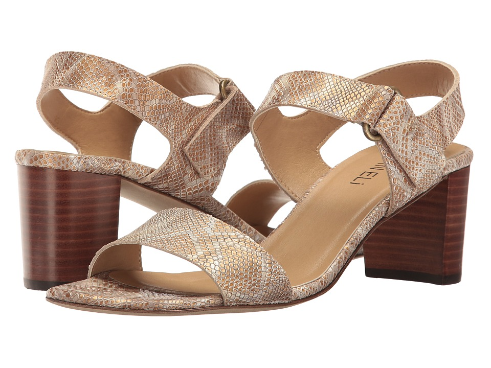 Vaneli - Michi (Camel Darry Print) Women's Shoes