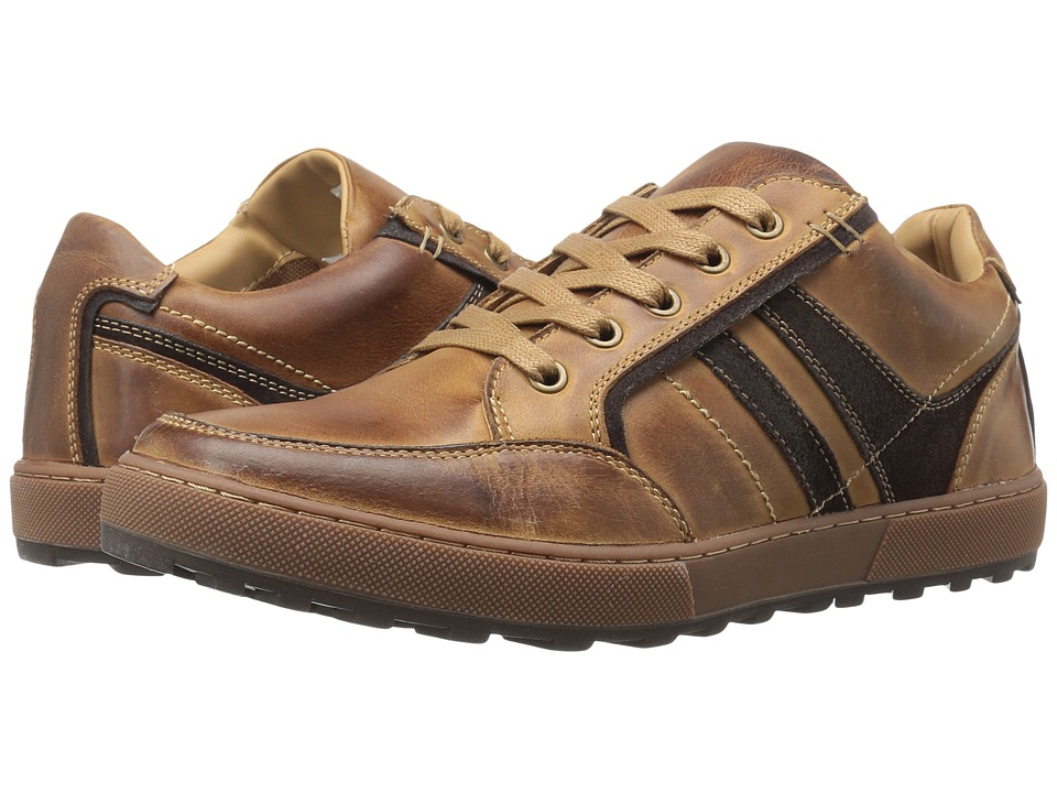 Steve Madden Hansom (Dark Tan) Men