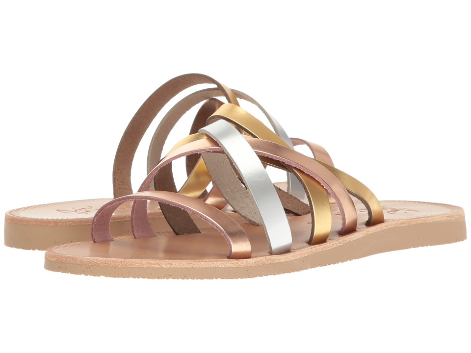 Joie - Paxon (Rose Gold Metallic) Women's Sandals