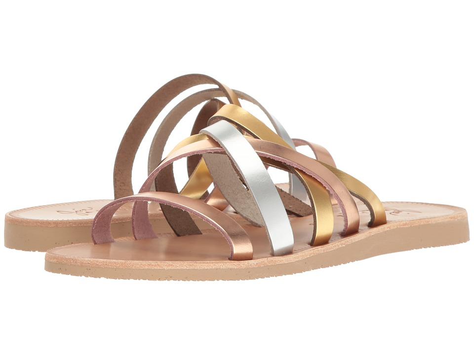 Joie - Paxon (Rose Gold Metallic) Women's Sandals