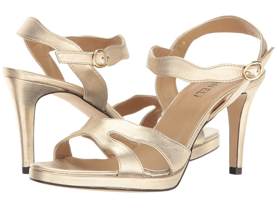 Vaneli - Tiberia (Platino Witty Met) Women's Shoes
