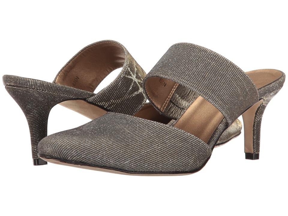 Vaneli - Lilybet (Platinum Nizza Fabric) Women's Shoes
