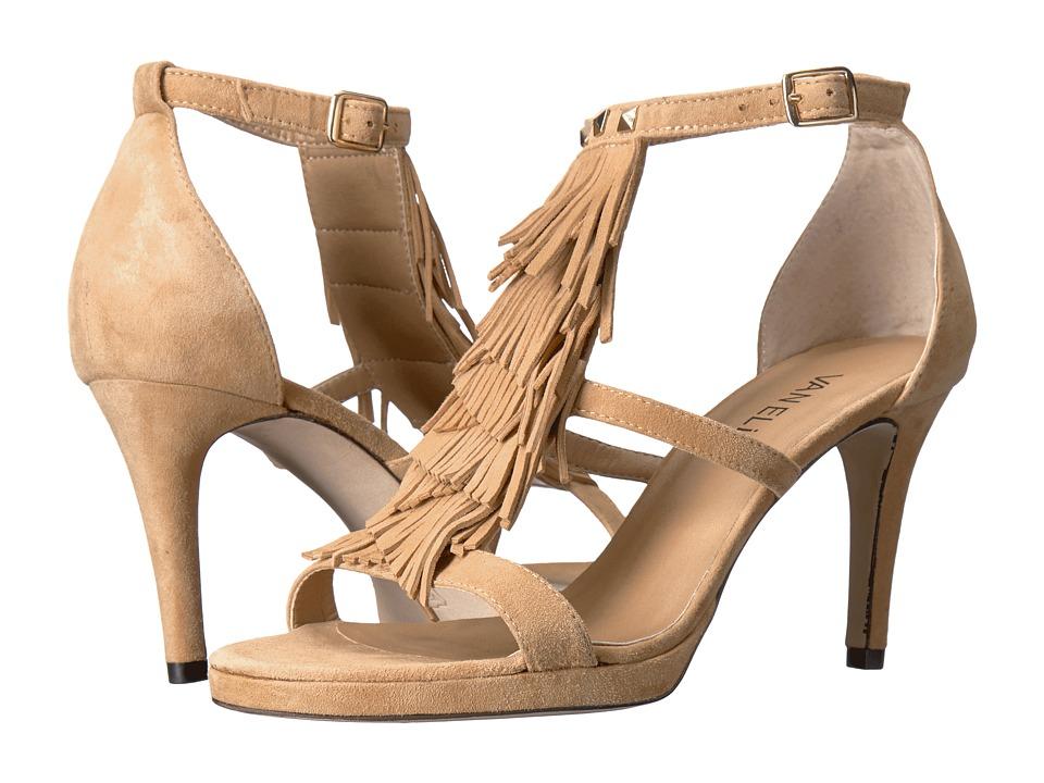 Vaneli - Timar (Camel Suede) High Heels