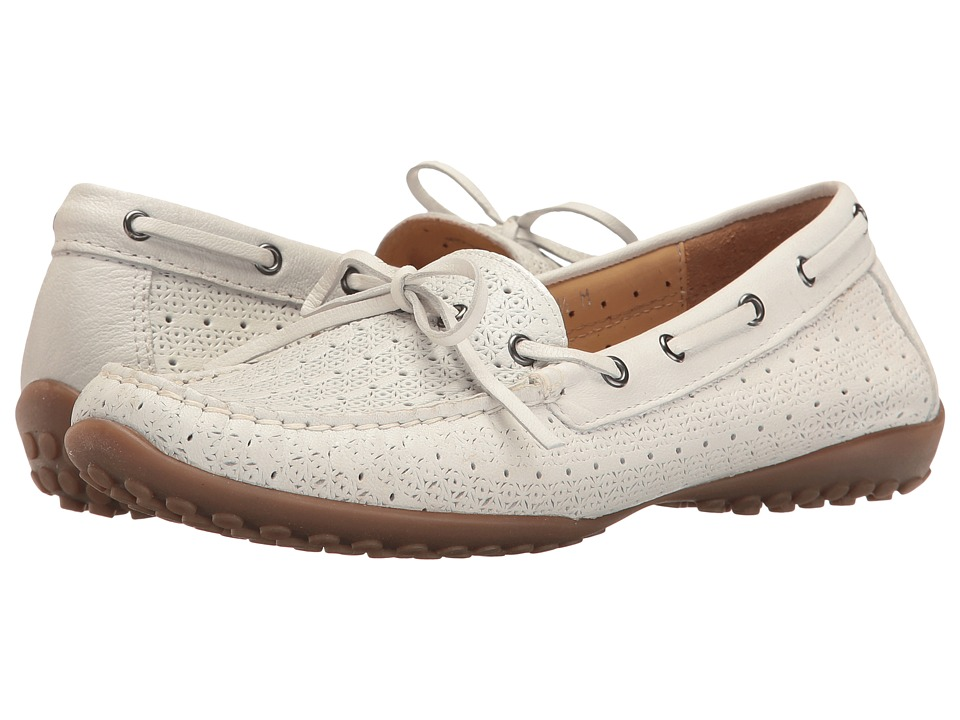 Vaneli - Abez (White Print) Women's Shoes
