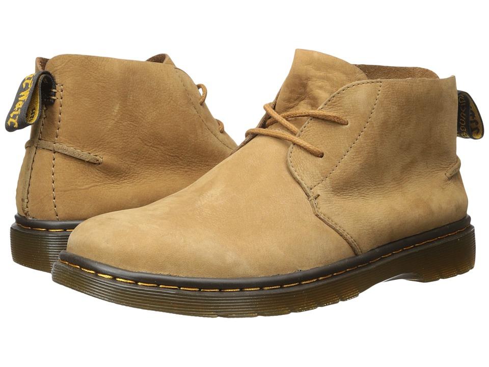 Dr. Martens Ember Desert Boot (Tan Slippery Waterproof) Men
