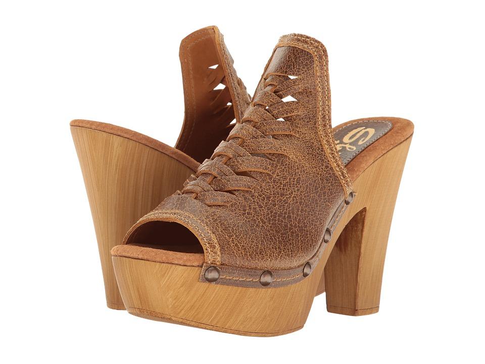 Sbicca - Kingaa (Tan) High Heels