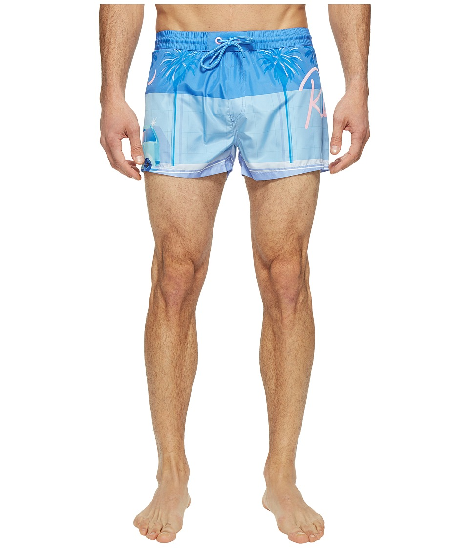 Diesel Sandy Shorts IANT (Blue/Multi) Men