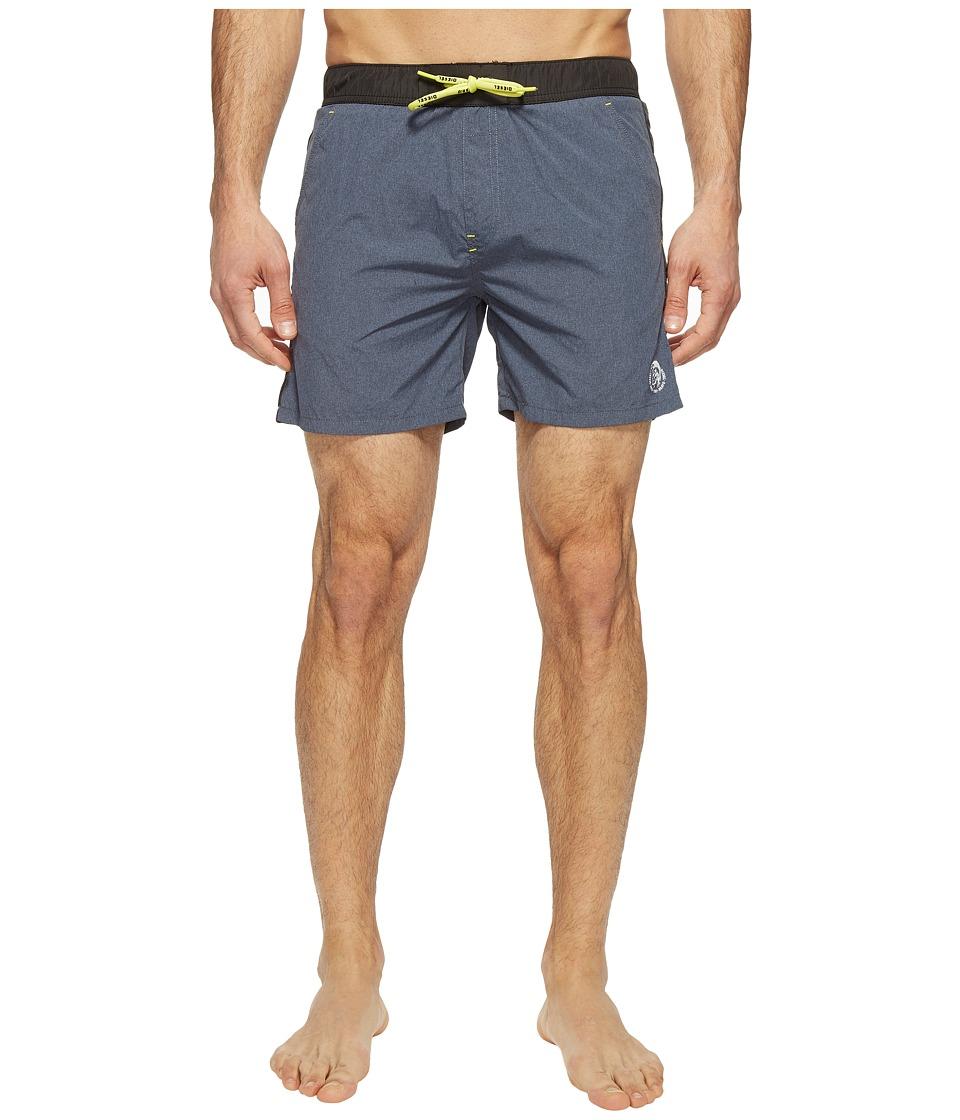 Diesel - Caybay Shorts KANV (Blue) Men's Swimwear