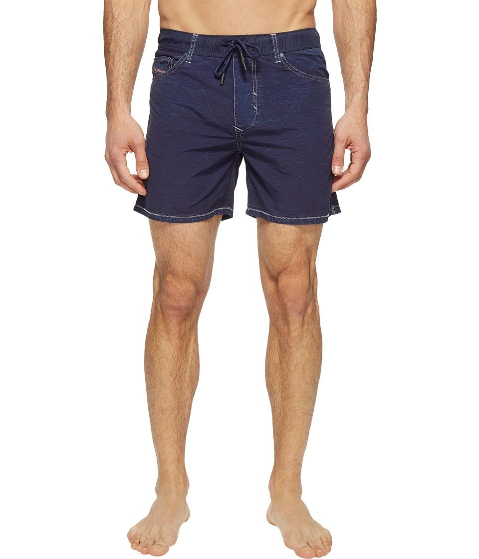 Diesel - Waykeeki Water Denim JANW (Black) Men's Swimwear