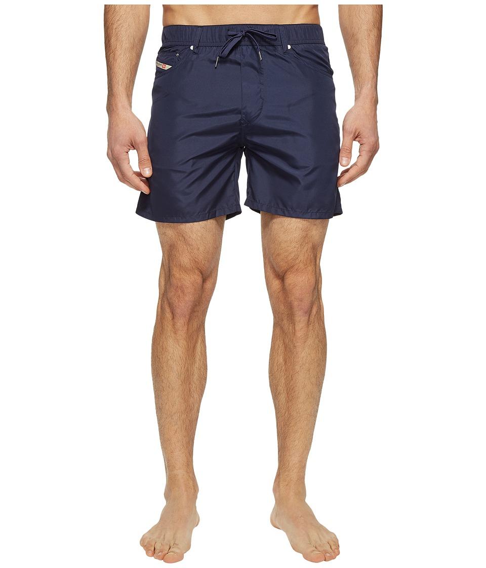 Diesel - Waykeeki Shorts NAOL (Blue) Men's Swimwear
