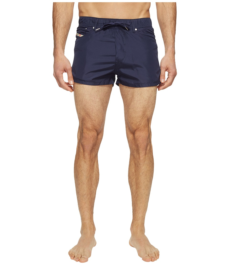 Diesel - Waykeeki Short Shorts NAOL (Blue) Men's Swimwear