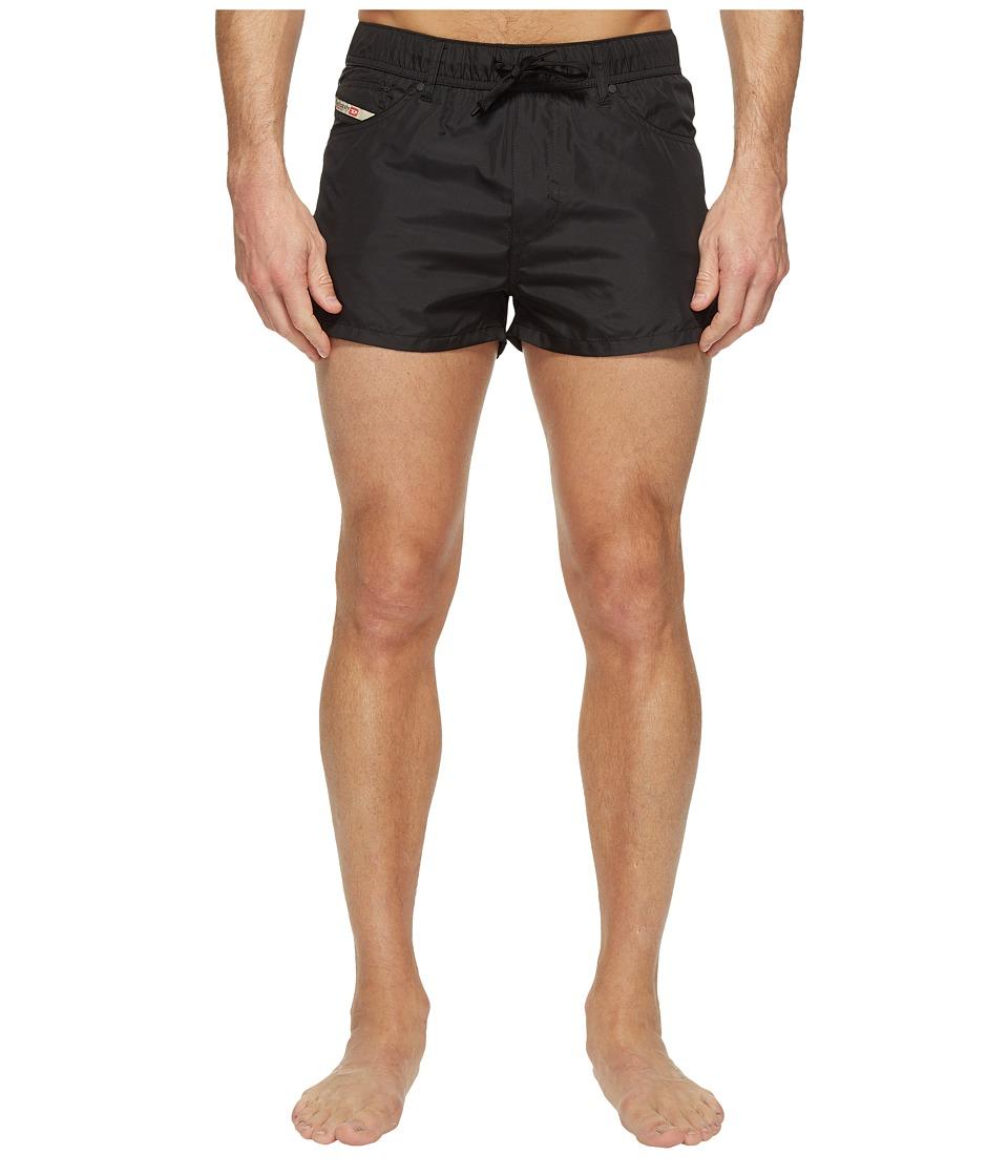 Diesel - Waykeeki Short Shorts NAOL (Black) Men's Swimwear